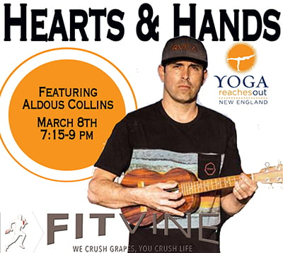 Yoga Reaches Out Fundraiser