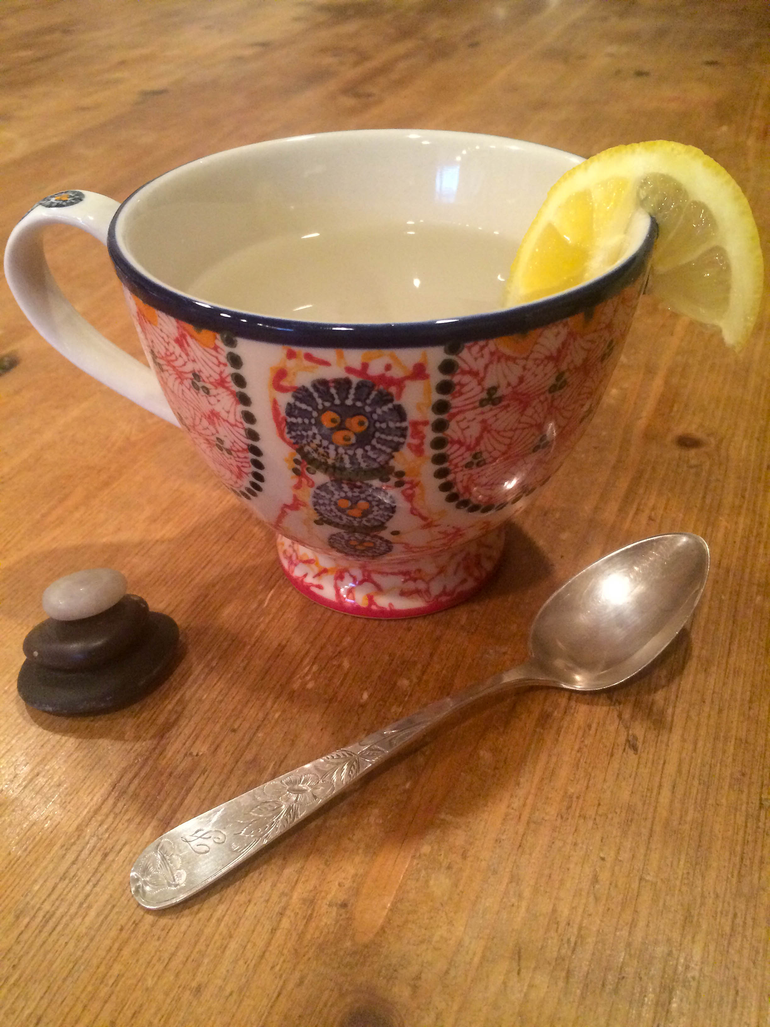 Lemon Ginger Tea_ Ayurveda