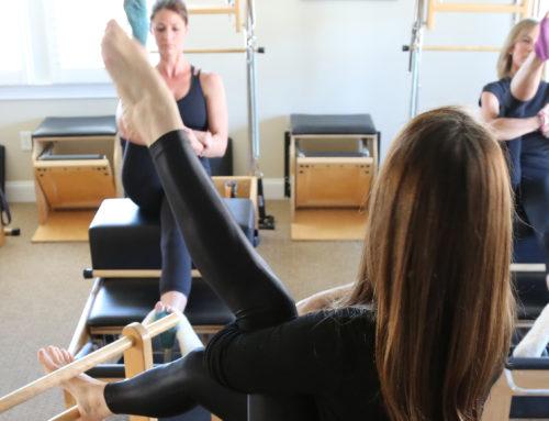 Pilates – Change Through Movement