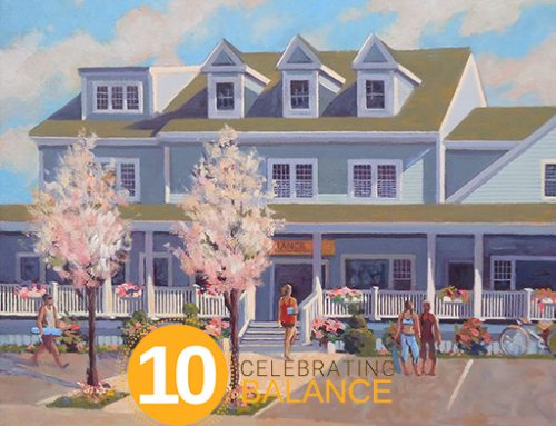 Let the celebration begin, it's Balance Studio's 10th Anniversary