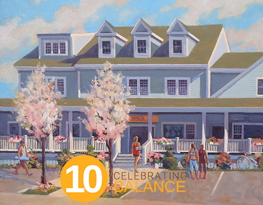 Read more about the article Let the celebration begin, it's Balance Studio's 10th Anniversary