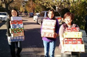 Shoebox Project delivery