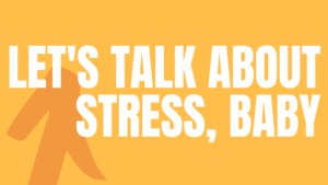 Read more about the article STRESS AWARENESS MONTH